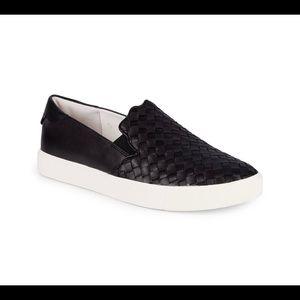 Black Slip Sneaker Sam Edelman
